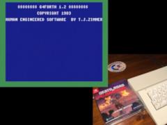 8-Bit Show & Tell - FORTH C64