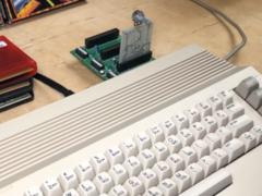 8-Bit Show & Tell - Slow down C64