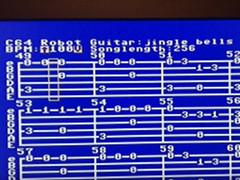 C64 Robot Guitar