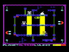 Robots Rumble - VIC20