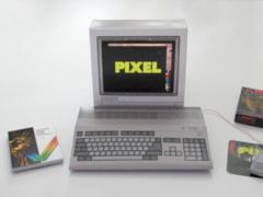 Amiga Cartoon Classics - Papercraft