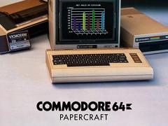 C64 - Papercraft