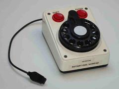 Jan Derogee - Rotary Dial Numpad