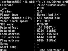 SIDInfo 0.9.3