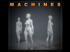 Saul Cross - Machines