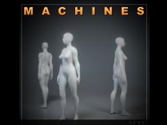 Saul Cross - Machines