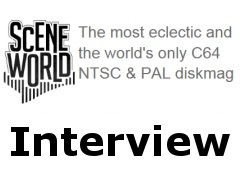 Scene World - Mike Clarke
