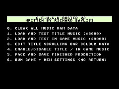 SEUCK Buster V2.0 - C64