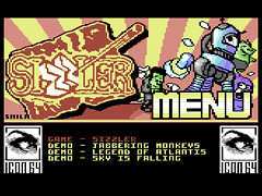 Sizzler - C64