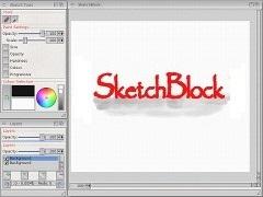SketchBlock v3.1 - Amiga