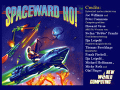 Spaceward Ho! v2.1 - Amiga