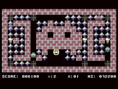 Spider Maze - C64