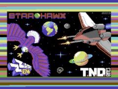 Star Hawx - C64