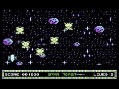 Star Toast - C64