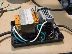 Steve Remote - C64 power supply
