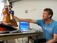 Steve Smit - C64 gitara robot