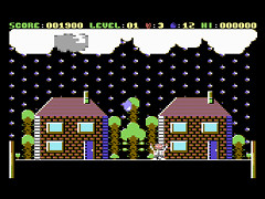 Storm Chase - C64