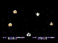 Super Galax-I-Birds - C64