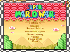 Super Mario War - AROS