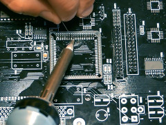 TechJump - A4000 neues Motherboard
