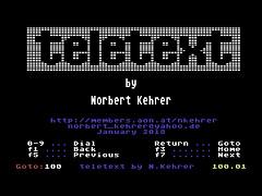 Teletext - C64