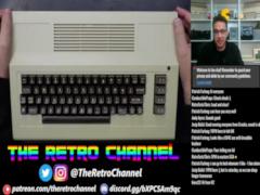 TheRetroChannel - C64 Reparatur