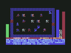 The Blood Sword - C64