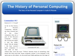 History of Personal Computing: Commodore PET