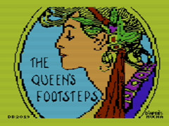 The Queen's Footsteps - VIC20
