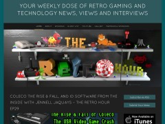 The Retro Hour - Jeff Minter: Llamasoft