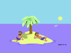 The Sunny Side - C64