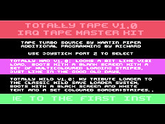 Totally Tape #1