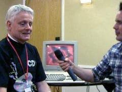 Trevor Dickinson interview