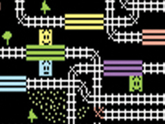 Trolley Follies - C64