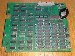 Commodore 8096 reparatie