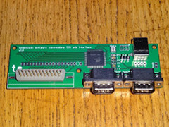 Tynemouth Software - C128 toetsenbord & joysticks - USB