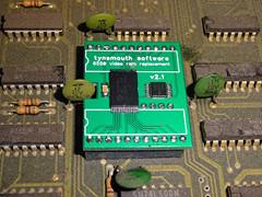 Commodore PET Video RAM problems