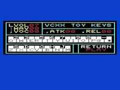 VCXX Toy Keys - VIC20