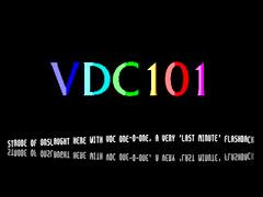 VDC101 - C128