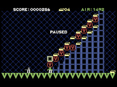 Vault Man 2 v1.1 - C64