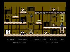 Vortex Crystals Final Edition - C64