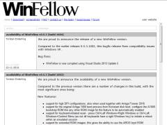 WinFellow v0.5.7