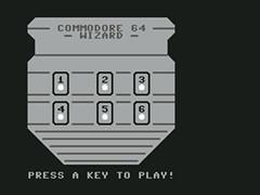 Wizard - C64