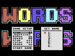 Words8 - C64