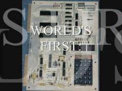 World's First: Single Board Computer KIM-1