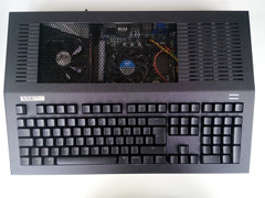 X500 Pro computer case