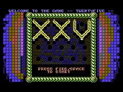 XXV - C64