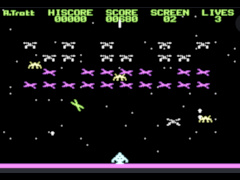 C64 High-Score Challenge: Xerons
