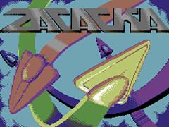 Zatacka - C64