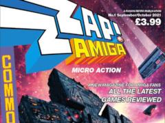 ZZAP! Amiga #1
